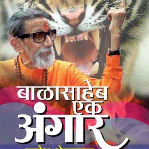 Marathi Book Balasaheb Ek Angar By Marathi Writer Nagesh Shevalkar